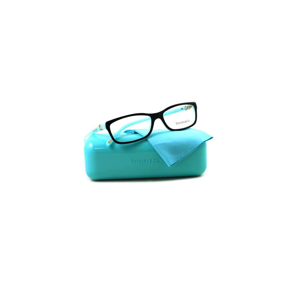 c12ba6ddf5 Tiffany   Co TF2036 Eyeglasses (8055) Top Black Blue