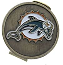 Miami Dolphins Hat Clip & Golf Ball Marker