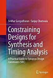 Constraining Designs for Synthesis and Timing Analysis