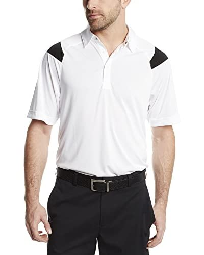 Cutter & Buck Men's CB Drytec Central Polo