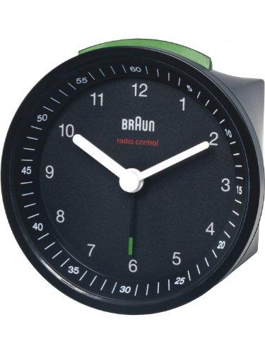 Braun 66009 Funkwecker Schwarz