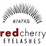 Red Cherry - Falsche Wimpern 747XS Echthaar
