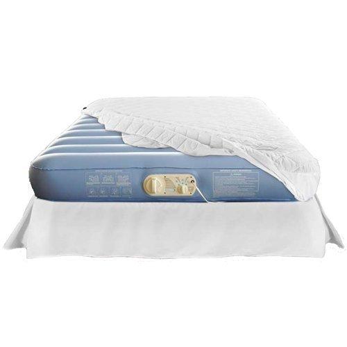 [해외]AeroBed 85,423 상업 학년 상승 풍선 공기 침대 매트리스 - 트윈 / 풀 / 퀸/AeroBed 85423 Commercial Grade Elevated Inflatable Air Bed Mattress -