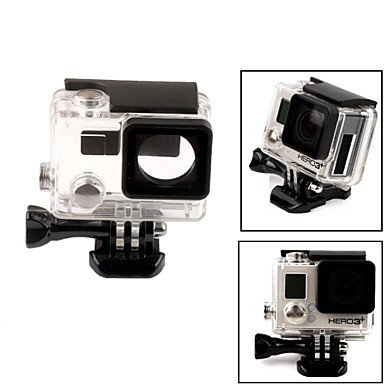 Peach G-412 Professional Housing Protective Case With Open Side For Gopro Hero 3