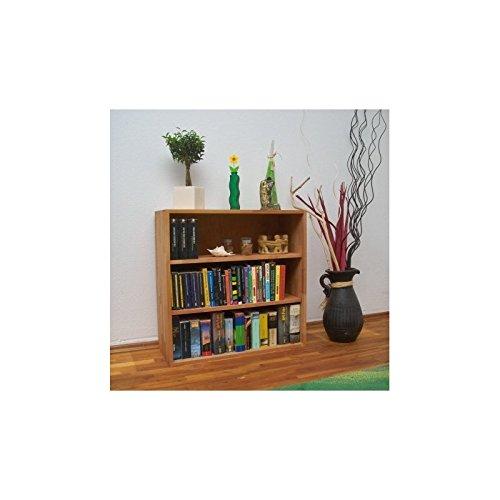 Groes-Bcherregal-Sideboard-Kommode-Regalwrfel-aus-Massivholz-Buche-erweiterbar