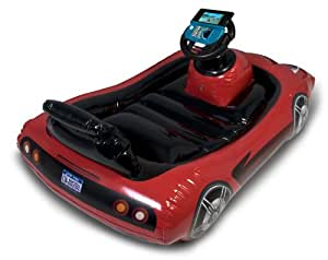 CTA Digital Inflatable Sports Kart