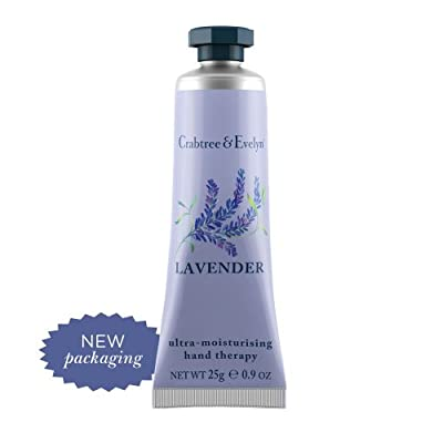 Crabtree & Evelyn Ultra-Moisturising Hand Therapy, Lavender, 0.9 fl. oz.