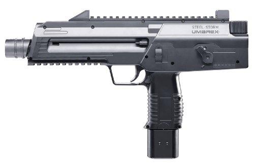 Umarex Steel Storm Air Pistol (Black, Medium) (Automatic Bb Gun compare prices)