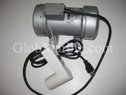 Check Out This Concrete Vibrator for Concrete Vibrating Table. Concrete Vibrator Motor. 1400 Lbs / 7...