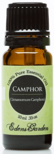 Camphor 100% Pure Therapeutic Grade Essential Oil- 10 Ml