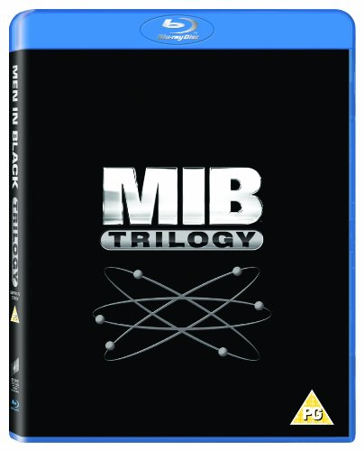 Men in Black (1997) / Men in Black 3 / Men in Black II - Set [Reino Unido] [Blu-ray]