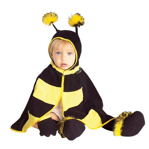 Lets Party Lil' Bee Infant Costume - Size 3-12 Months