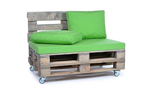 pal-Cojn-impermeable-resistente-a-los-rayos-UV-pal-acolchado-pal-Beliani-Cojn-en-Verde-tejido-verde-nur-Rckenkissen-60x44