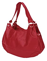 Arc HnH Women HandBag Palatial - Red