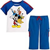 "Mickey Mouse & Friends ""Fab Four"" Baby Boy's Clothing Set"
