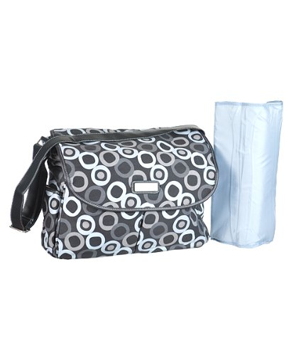 joy carters messenger diaper bag designer nappy bags. Black Bedroom Furniture Sets. Home Design Ideas