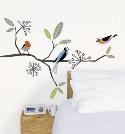 wandtattoo wandsticker v gel im baum. Black Bedroom Furniture Sets. Home Design Ideas