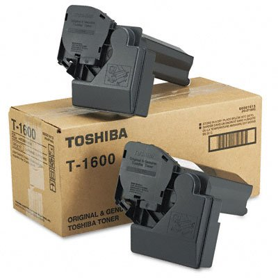 Copier Toner Cartridge for Toshiba Model E-Studio 16, 2/Carton