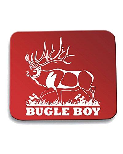 t-shirtshock-tappetino-mouse-pad-fun0889-bugle-boy-stag-decal-34454-taglia-taglia-unica