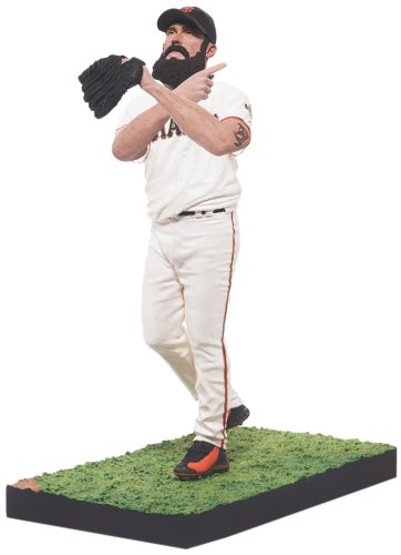 MLB San Francisco Giants McFarlane 2012 Series 30 Brian Wilson (1) Action Figure (Brian Figure compare prices)
