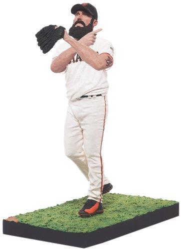 MLB San Francisco Giants McFarlane 2012 Series 30 Brian Wilson (1) Action Figure