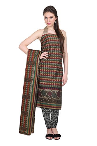 Aryahi Women's Cotton Dress Material (70437_Multi ...