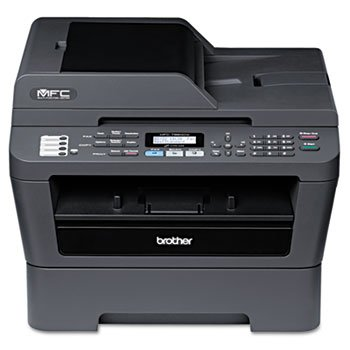 MFC-7860DW Compact Wireless All-in-One Laser Printer, Copy/Fax/Print/Scan