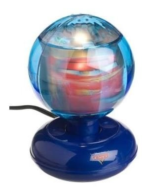 Disney Cars Motion Lamp, Blue - 1