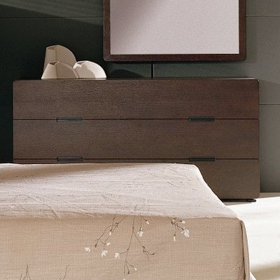 Cosmo 6 Drawer Dresser front-487178