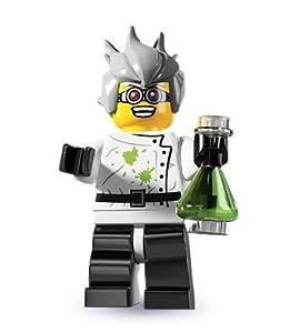 LEGO Collectable Minifigures: Crazy Scientist Minifigure (Series 4)