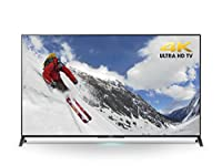 Sony XBR70X850B 70-Inch 4K Ultra HD 120Hz 3D Smart LED TV from Sony