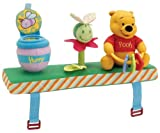 Disney Pooh - Disney Friends Stroller Toy by Learning Curve
