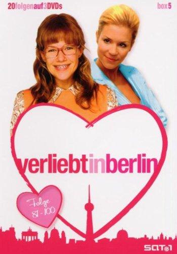 Verliebt in Berlin - Box 05, Folge 81-100 [3 DVDs]