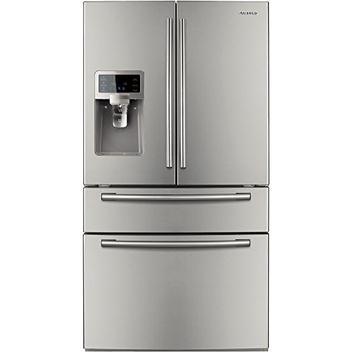 samsung rf4287 28 cubic foot french door refrigerator with 4