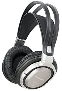 Panasonic RP-WF950EB-S Wireless Over Ear Headphones - Silver