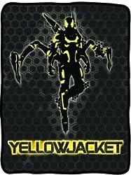 Blanket - Marvel - Ant-man Yellow Jacket New 50