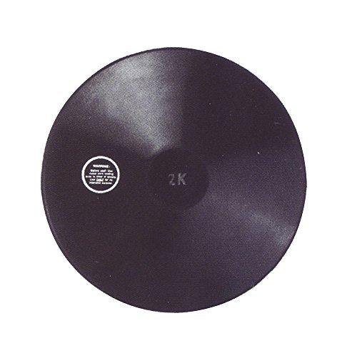 Schiavi Sport - ART 5201, Disco Lancio Gomma, Kg. 2 [Assortito]