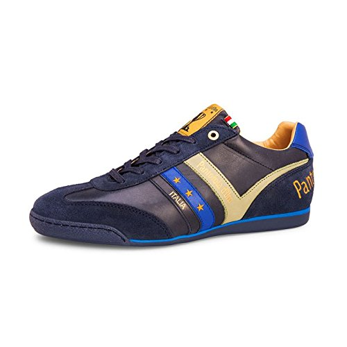 Pantofola d'Oro, Sneaker uomo blu Dress Blues, blu (Dress Blues), 45