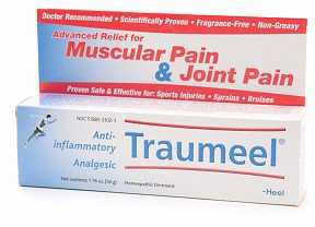Heel Traumeel Homeopathic Ointment -- 1.76 oz