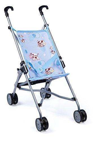 bayer-design-dolls-stroller-blue