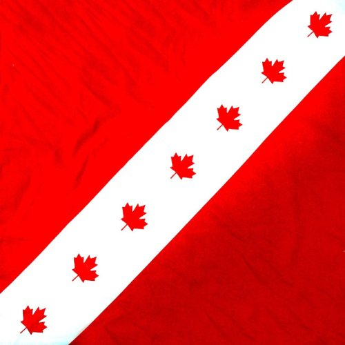 Buy Canadian Flag Bandana