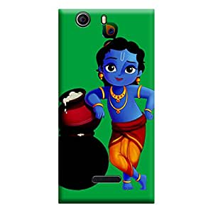 CaseLite Premium Printed Mobile Back Case Cover With Full protection For Micromax Canvas Nitro 2 E311 (Designer Case)