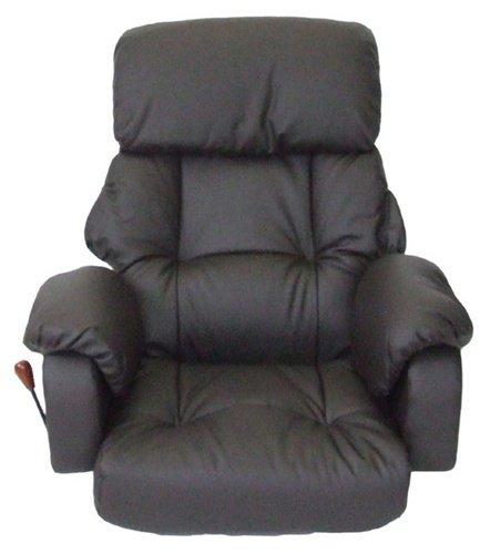 ネクスト レバー式肘付回転座椅子 GWバイロン ハイバック 360度回転 ブラウン