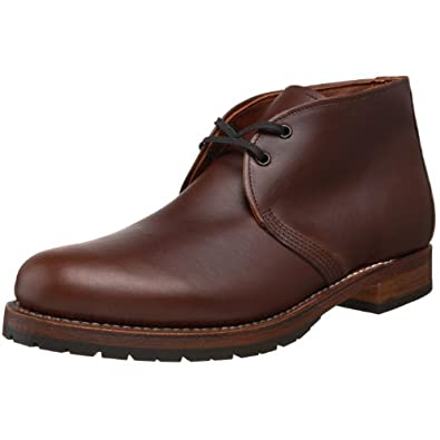 Red Wing Heritage Men's 9017 Beckman Chukka Boot,Antique Cigar Featherstone,7 D(M) US