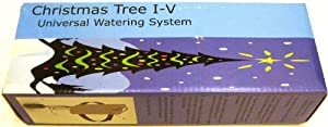 Watering System for fresh cut Christmas Tree