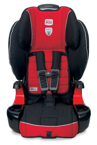 Britax Frontier 90 Booster Car Seat, Congo front-190043