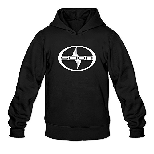 zoena-mensbest-i-love-my-scion-xb-outwear-jacket-black-medium