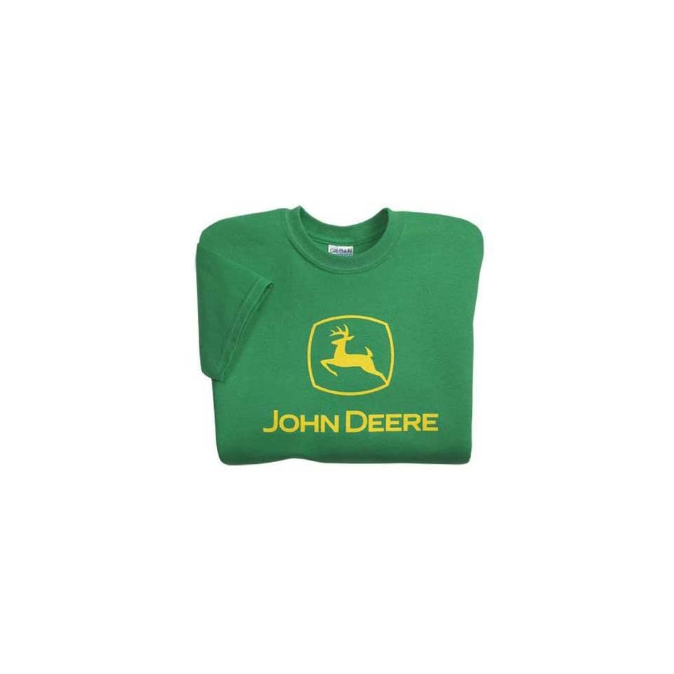 John Deere Youth Gildan Ultra Cotton Heavyweight T shirt   AI69124