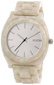 Nixon Damen-Armbanduhr Analog Plastik A3271029-00