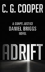 Adrift: A Daniel Briggs Novel (Corps Justice - Daniel Briggs Book 1)